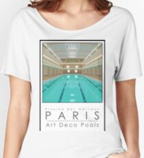 Lido Poster Amiraux Women's Relaxed Fit T-Shirt
