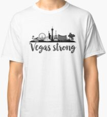 Vegas Strong / We Love Vegas 1 Classic T-Shirt