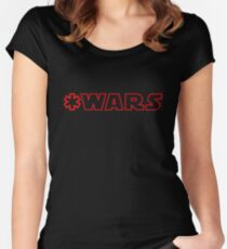 * wars Women's Fitted Scoop T-Shirt