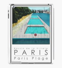Lido Poster Paris Plage iPad Case/Skin