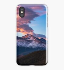 Fire on the Mountain iPhone Case