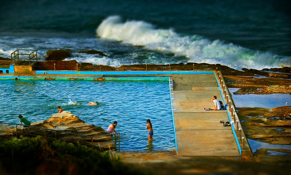 Dee Why Pool by ScottChapman