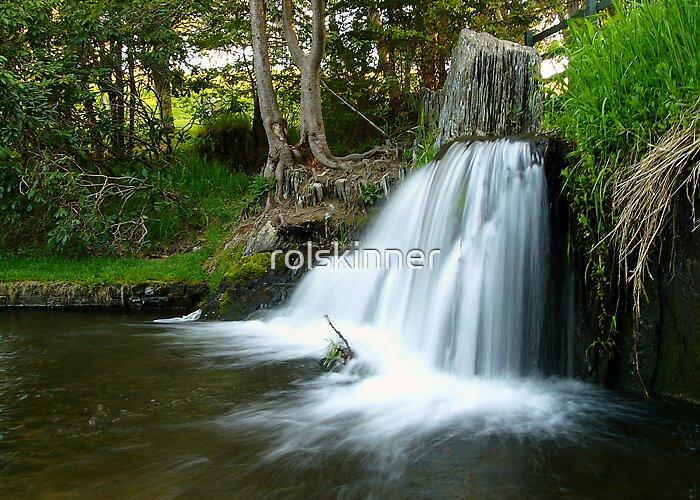 Water Falls by rolskinner