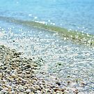""""""" Calming Glittering Shore """" by Richard Couchman"""