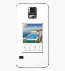 Lido Poster Ramsgate Case/Skin for Samsung Galaxy