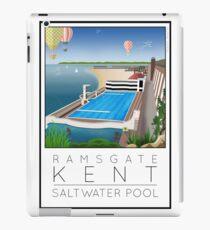 Lido Poster Ramsgate iPad Case/Skin