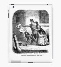 Victorian Bullet Time. iPad Case/Skin