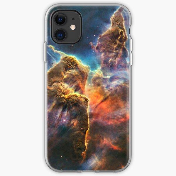 Galaxy Mystic iPhone Soft Case