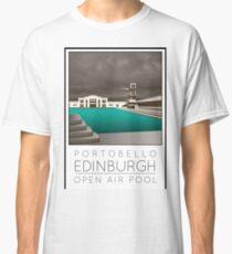 Lido Poster Edinburgh Portobello Classic T-Shirt