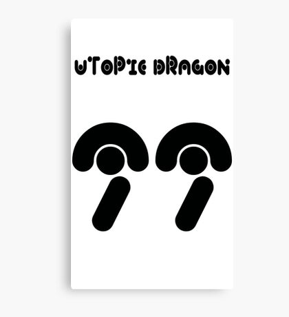 Utopic Dragon 99 Canvas Print
