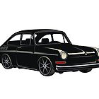 Aircooled Type3 by Maestral