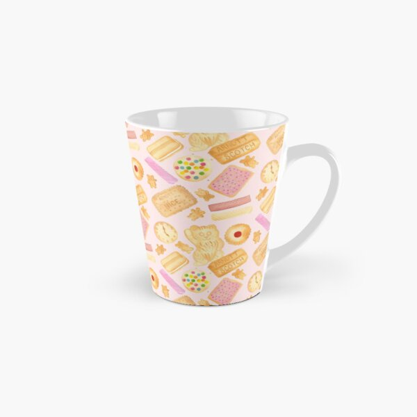 Biscuits In Bed Tall Mug