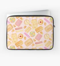 Biscuits In Bed Laptop Sleeve