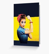 Rupaul's Drag Race - Season 6 - Bianca del Rio Greeting Card