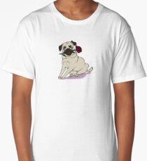 Charm Pug Long T-Shirt