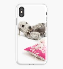 Saying Sorry iPhone Case