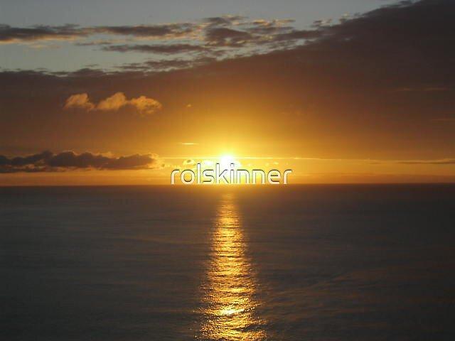 Sunrise 5:35 am by rolskinner