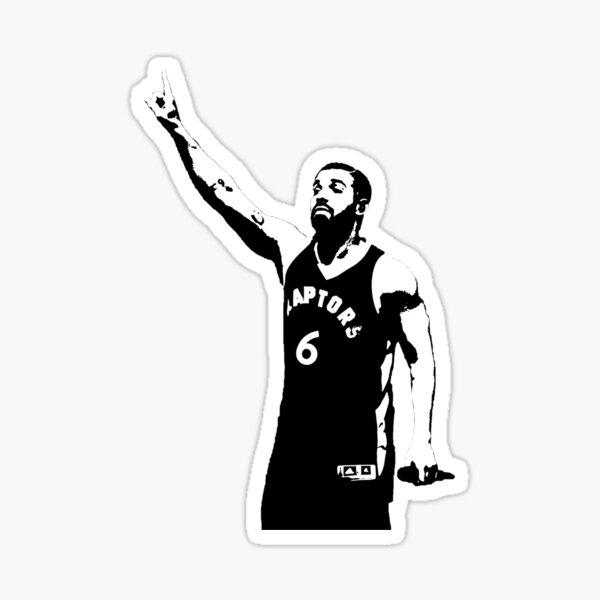 Drake WB Sticker