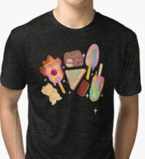 Aussie Treats - Cosmic Tri-blend T-Shirt