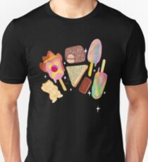 Aussie Treats - Cosmic Unisex T-Shirt