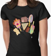 Aussie Treats - Cosmic Women's Fitted T-Shirt
