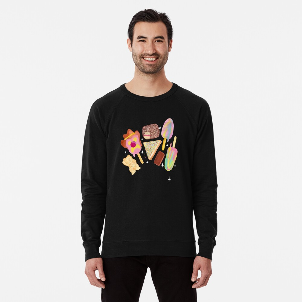 Aussie Treats - Cosmic Lightweight Sweatshirt