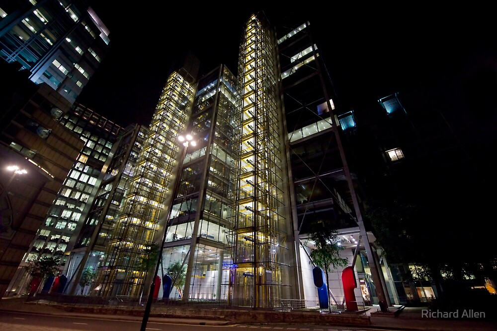 London Wall by Lea Valley Photographic