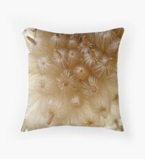 Seed babies Throw Pillow