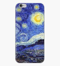 A Starry Night Inspiration Van Gogh Products iPhone Case