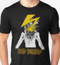Schlechte Gehirne Slim Fit T-Shirt