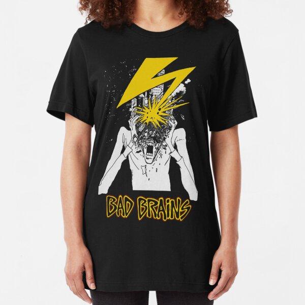Bad Brains Slim Fit T-Shirt