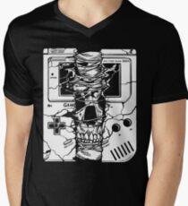 Gameboy Skull  T-Shirt