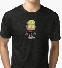 Robot Jones Tri-blend T-Shirt