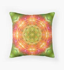Flower of Life - Healing Heart Power Floor Pillow
