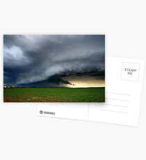 Kingaroy Gustfront Postcards