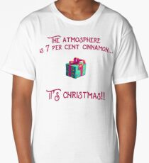 Most Christmassy Planet in the Universe Long T-Shirt