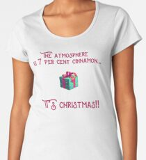 Most Christmassy Planet in the Universe Women's Premium T-Shirt