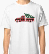 Christmas Tree Truck Classic T-Shirt