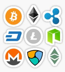 Cryptocurrency Collection 1 Sticker
