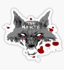 The North Sticker
