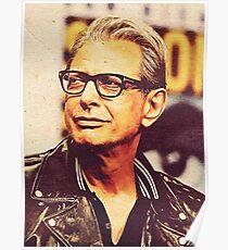 Jeff Goldblum Poster