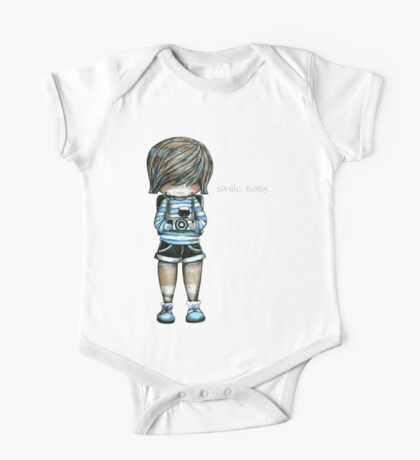 Smile Baby Tee Kids Clothes