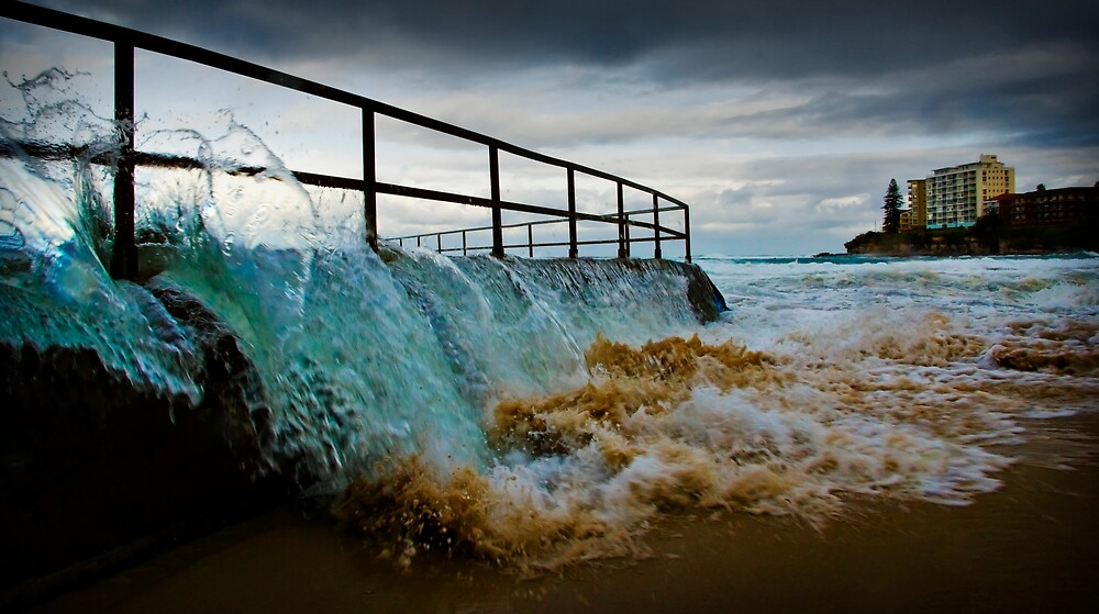 Cronulla Swell by ScottChapman