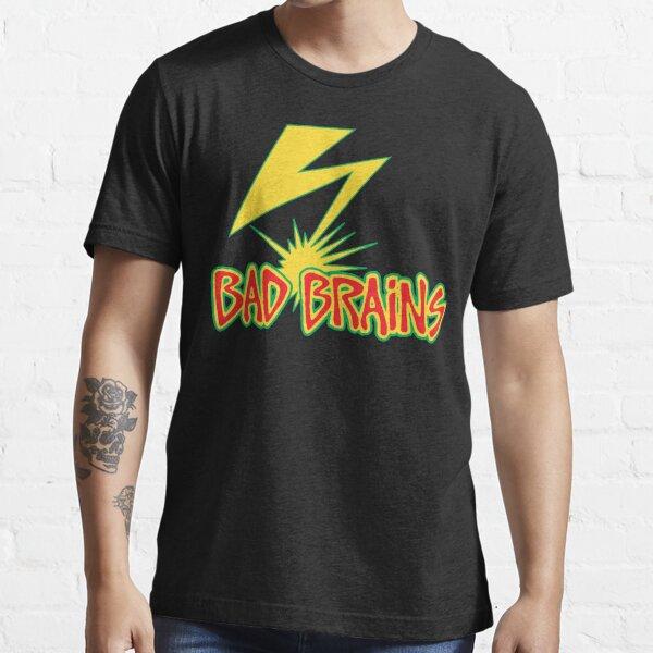 Logo BadBrains T-shirt essentiel