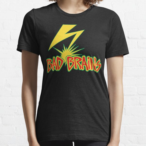 BadBrains Logo Essential T-Shirt