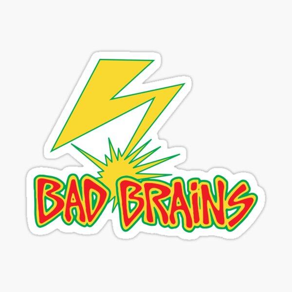 BadBrains Logo Sticker