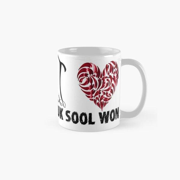 Kuk Sool Won T shirt design I love Kuk Sool Won Classic Mug