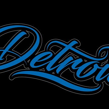 Detroit - Lion Pride by AridDesigns