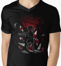 The Obscure Pride V2. Men's V-Neck T-Shirt