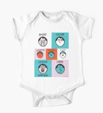 Everyday Penguins Kids Clothes